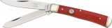 Rough Ryder Trapper Red Smooth Bone - RR431