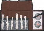 Rough Rider 6pc Throwing Knives Set RR545