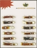 Rough Rider Twelve Piece Pocket Knife Set - RRSET3
