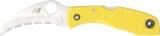 Spyderco Tasman Salt SC106SYL Hawkbill Blade