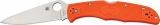 Spyderco Endura 4 Lockback Orange - SC10FPOR