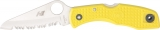 Spyderco Salt I Yellow - SC88SYL