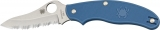 Spyderco UK Pen Knife Blue - SC94SBL3