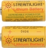 Streamlights Replacement Lithium Batteries - STR85175