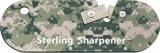Sterling Compact Knife Sharpener - STSDC