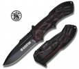 Smith & Wesson Black Ops Linerlock A/O - SWBLOP3R