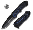 Smith and Wesson Black Ops Linerlock A/O - SWBLOP3TBLS
