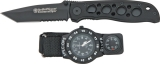 Smith and Wesson Special Ops Watch/Knife Combo - SWWSO2