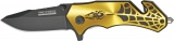 Tac Force Rescue Linerlock Yellow - TF553YS