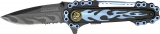 Tac Force Motorcycle Linerlock - TF628BL