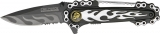 Tac Force Motorcycle Linerlock - TF628GY