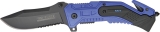 Tac Force Rescue Linerlock Navy A/O - TF688NV