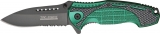 Tac Force Linerlock Green A/O - TF689GN