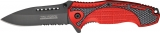 Tac Force Linerlock Red A/O - TF689RD