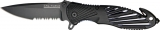 Tac Force Rescue Linerlock A/O - TF702BKB