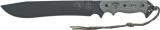 Tops Armageddon Survival Knife TPATRD01 165 Inch