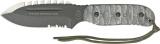 Tops Stryker Defender Tool 1095 Carbon Steel Micarta
