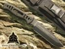 Tops High Desert Survival Knife - TPHDSK01