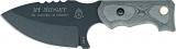 Tops M1 Midget Knife 7 1/4 Overall Black Sheath