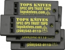 Tops Survival Whistle - TPTKSW05