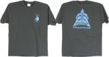 Tops T-Shirt Blue Black XL - TPTSBBXL