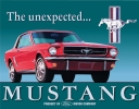 Tin Signs Ford Mustang - TSN0579
