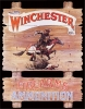 Tin Signs Winchester Express Rider - TSN0939