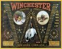 Tin Signs Winchester Bullet Board - TSN0942