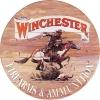 Tin Signs Winchester Express Round - TSN0975