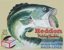 Tin Signs Heddons Frogs - TSN1005