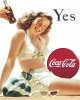 Tin Signs Coke Yes White Bathing Suit - TSN1056
