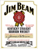 Tin Signs Jim Beam White Label - TSN1061