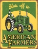 Tin Signs Schonberg - American Farmer - TSN1173