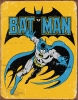Tin Signs Batman - Retro - TSN1357