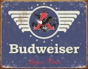 Tin Signs Budweiser 1936 Weathered - TSN1383