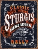 Tin Signs Sturgis-Classic Rally - TSN1396