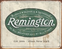 Tin Signs Remington Weathered Logo - TSN1413