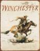 Tin Signs Winchester Logo - TSN1421