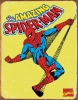 Tin Signs Spiderman - Retro - TSN1437