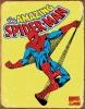Tin Signs Spiderman - Retro - TSN1437