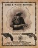 Tin Signs Smith & Wesson - TSN1464