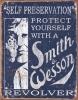 Tin Signs Smith & Wesson - TSN1515