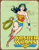 Tin Signs Wonder Woman Retro - TSN1642