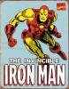 Tin Signs Iron Man Retro - TSN1650