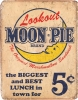 Tin Signs Moon Pie Best Lunch - TSN1801
