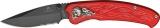 United Cutlery Nova Skull A/O Linerlock Red - UC2691S
