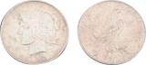 Silver Dollars Old Original Silver Dollar - USA1