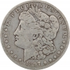 Silver Dollars Pre 1921 Morgan Silver Dollar - USA3
