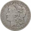 Silver Pre 1921 Morgan Silver Dollar - USA3