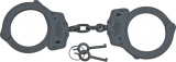 Uzi Handcuffs Black finish - UZIHHCB